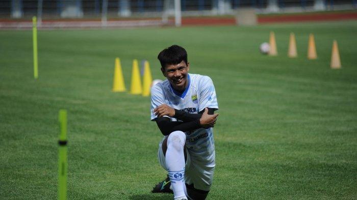 Persib Bandung Gelar Latihan, AchmadJufriyanto Mengaku Belum Maksimal