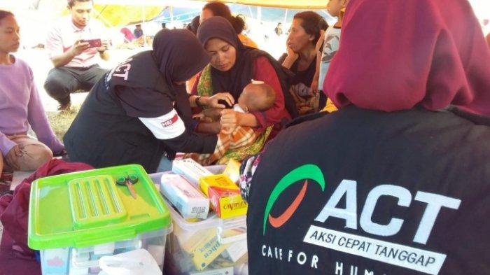 Peringati Hari Santri, ACT Distribusikan Beras ke Pesantren