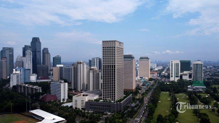 Pemprov DKI Klaim Kualitas Udara DKI Membaik di Hari Lebaran