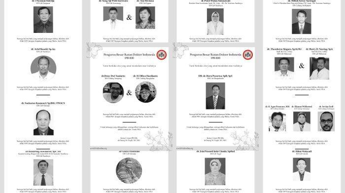 Ada Puluhan Dokter yang Gugur saat Pandemi, IDI Dorong Kebijakan Perlindungan Keselamatan Tim Medis