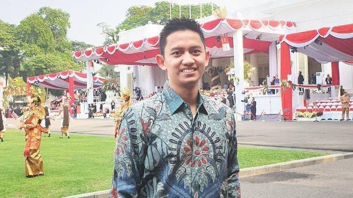 Adamas Belva Syah Devara, pendiri start up edukasi Ruang Guru yang ditunjuk Presiden Jokowi sebagai Staf Khusus Presiden