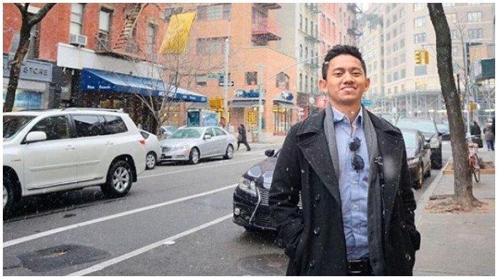 Adamas Belva Syah Devara CEO Ruang Guru saat kuliah di Harvard dan Stanford.
