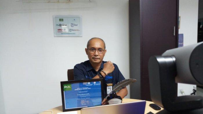Surprise, Tribunnews.com Terima Adam Malik Award 2021 dari Kemenlu