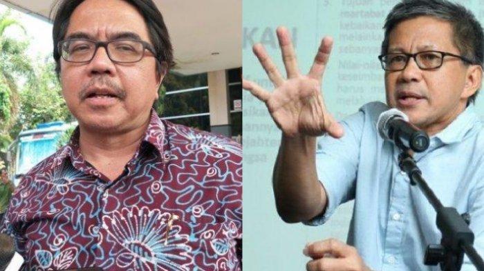 Tanggapi Ade Armando, Rocky Gerung Sebut Tak Semua Dosen UI Pintar: Ajaib Dosen Mem-bully Mahasiswa