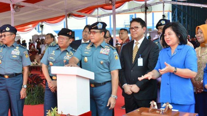 Kekuatan Tempur Kapal Perang TNI AL yang Baru Diluncurkan Hari Ini