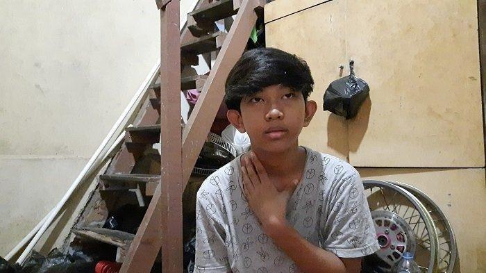 Terancam Putus Sekolah, Aditya Sudah 6 Bulan Tak Masuk Sekolah, Tak Punya HP untuk Belajar Online