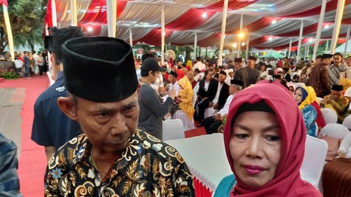 Kisah Ikatan Pernikahan Adjid dan Rimih Hingga Mendapat Hadiah Umrah dari Ustaz Adi Hidayat