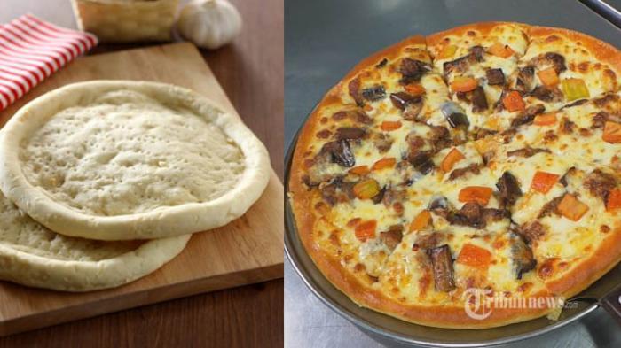 Bikin Pizza Tak Punya Oven? Tenang, Cukup Pakai Teflon,  Lezatnya Tak Kalah dengan Buatan Kafe