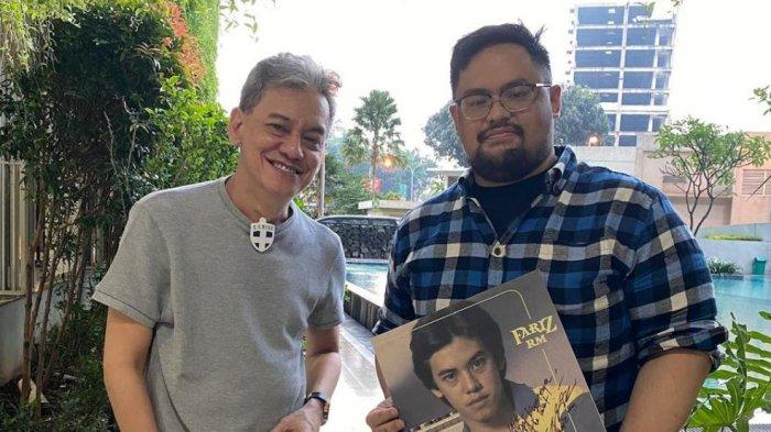 Adri Kumara dan Fariz RM Kerja Bareng Hasilkan The Symphony of Fariz RM
