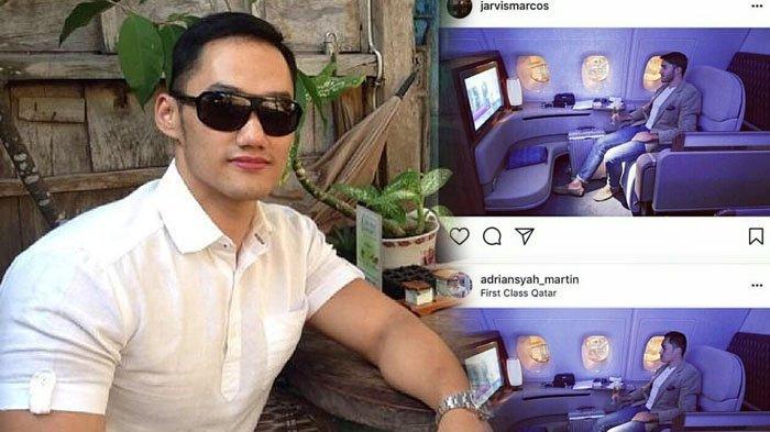 Ketahuan Palsukan Foto demi Terlihat Kaya, Adriansyah Martin Dikomentari Kocak Netizen!