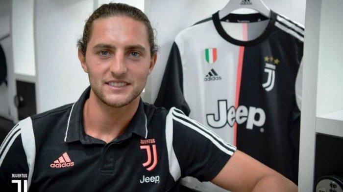 Juventus Masih Butuh Tenaga Adrien Rabiot