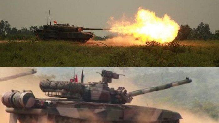 Adu Tangguh PT-91M Malayasia VS Leopard 2 Indonesia, Tank Mana yang Lebih Baik?