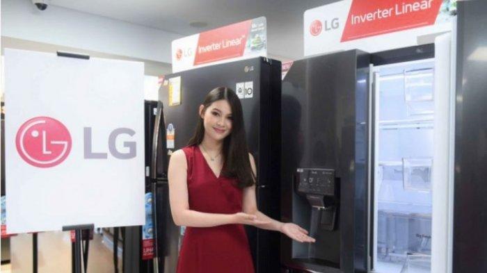 Lebih Bersih dan Sehat, Dispenser Air  pada Lemari Es Multi Door LG Kini Punya Fitur UV Nano
