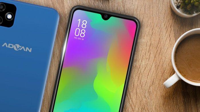 Smartphone Advan G5 Elite 2021 Nggak Hanya Layarnya yang Luas, RAM-nya Juga Besar