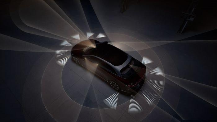 Jadi Pesaing Tesla dan Ford, Lucid Kenalkan Fitur Integratif Semi Otonom DreamDrive