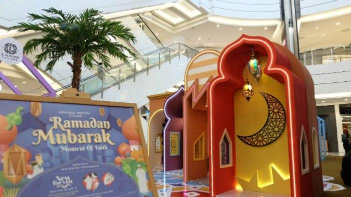 Jelang Lebaran, AEON Mall BSD City Gelar Bazar, Siapkan Gedung Parkir Baru 7 Lantai