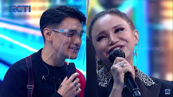 Rossa Dibikin Salah Tingkah saat Afgan Tampil di Grand Final Indonesian Idol 2021, Bilang Terganteng