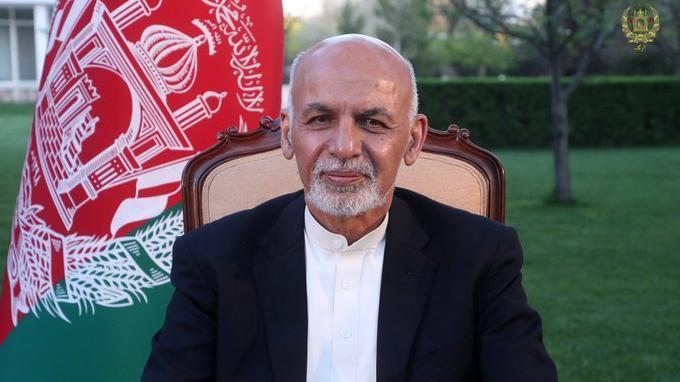 40 Staf Kepresidenan Afghanistan Positif Virus Corona, Bagaimana dengan Presiden?