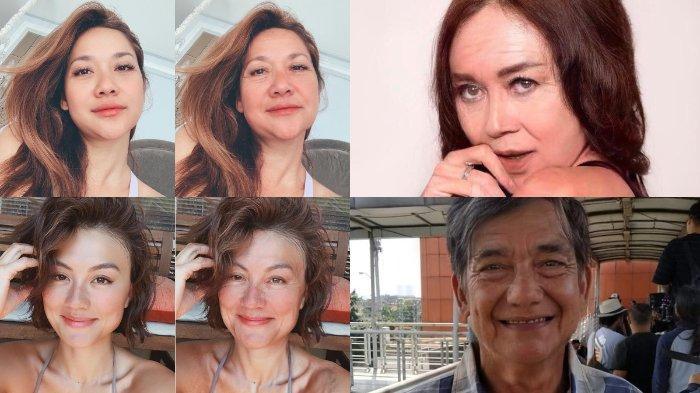VIDEO Cara Buat Foto Wajah Jadi Tua di Aplikasi FaceApp, Tips Ikuti Age Challenge yang Lagi Hits