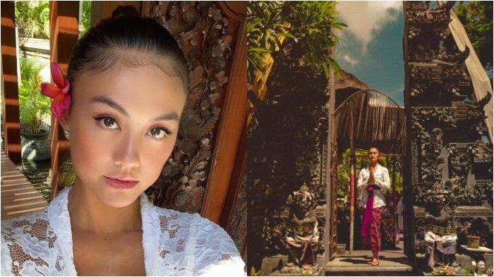 Agnez Mo Pakai Pakaian Adat Bali, Dapat Pujian dari Inul Daratista, Roby Purba hingga Melly Goeslaw