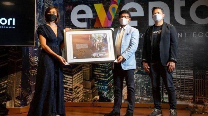 Bersama Eventori, Agnez Mo Gelar Buka Puasa Bersama, Bagikan 1.000 Paket Sembako