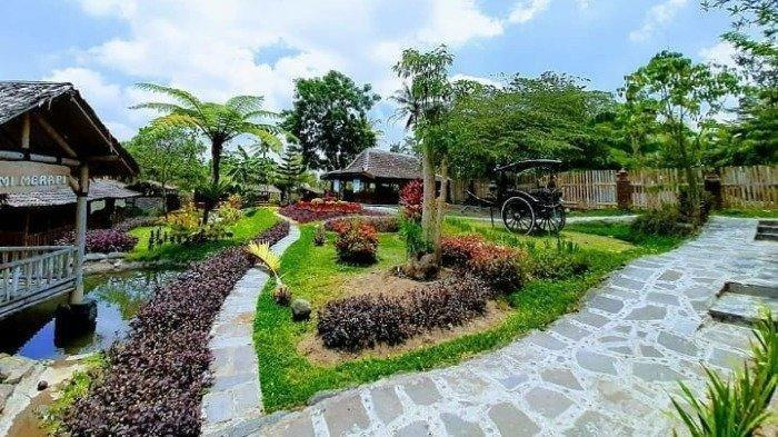 Informasi Jam Buka dan Harga Tiket Masuk Agrowisata Bhumi Merapi Yogyakarta