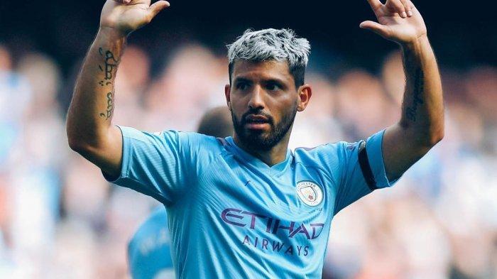 Manchester City Tanpa Sergio Aguero di Laga Derbi