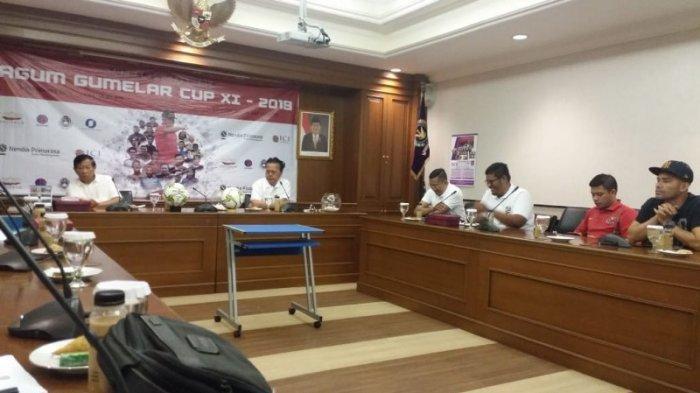 Agum Gumelar Cup 2018: Siwo DKI Jakarta Tantang Paski-MAN di Laga Perdana