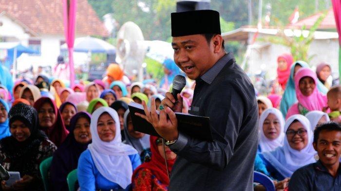 Agung Ilmu Mangkunegara, Bupati Lampung Utara.