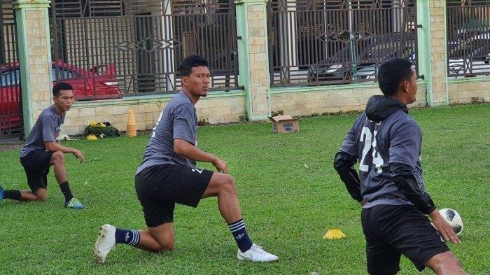 Agung Prasetyo Tak Sabar Ingin Jalani Debut Bersama PSMS Medan