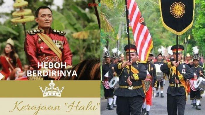 Viral berdirinya Kerajaan Agung Sejagat di Purworejo Jawa Tengah