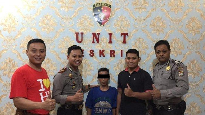 Gelap Mata, Pemuda di Lampung Tengah Lampiaskan Nafsunya ke Wanita Paruh Baya Saat Mencari Rumput