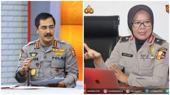 Polwan Jenderal Bintang 1 yang Kawal Jenderal Listyo Sigit di DPR Ditunjuk Jadi Wakapolda Kalteng