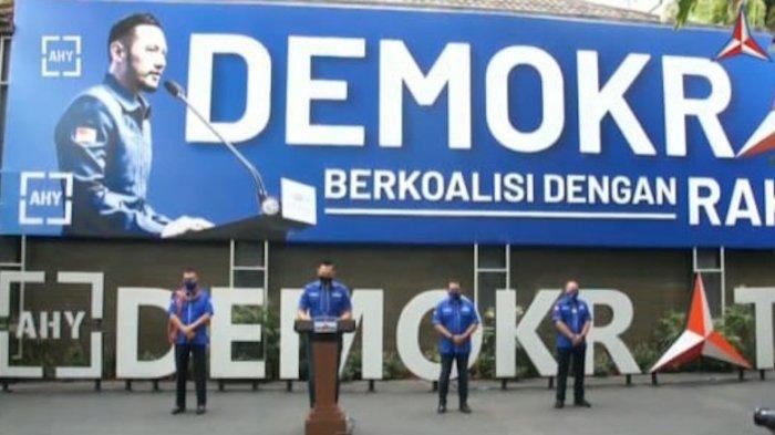 DPD dan DPC Demokrat Kalbar Telah Teken Kesetiaan Terhadap AHY