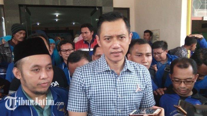 AHY Beri Apresiasi Meski Prabowo Subianto-Sandiaga Uno Tak Terpilih Jadi Presiden dan Wapres