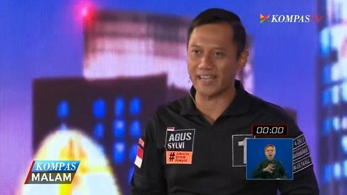 Agus Yudhoyono Hari Ini Kembali Temui Masyarakat di Kelapa Gading
