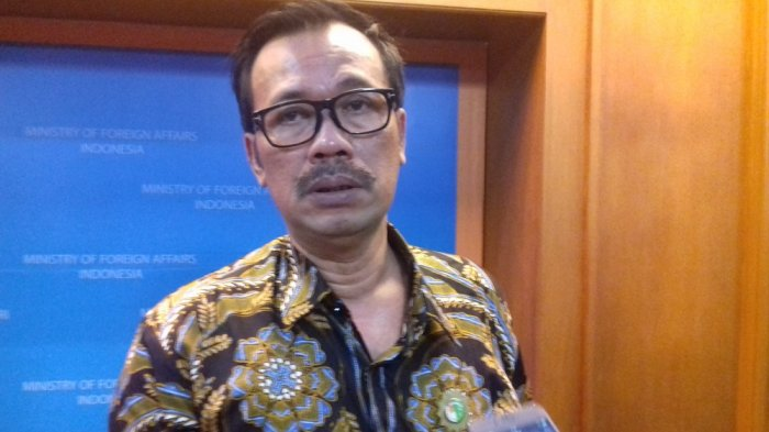 Duta Besar Indonesia untuk Arab Saudi Agus Maftuh Abegebriel