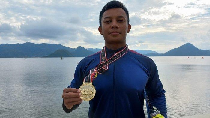 Andri Agus, Atlet Tim Dayung Jawa Barat 'Sekali Dayung' Raih Lima Emas