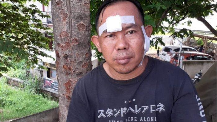 Seorang pedagang kopi asongan, Agus Sumpena (50), menjadi korban penembakan yang dilakukan oleh orang tidak dikenal dengan menggunakan senjata berjenis airsoft gun di depan Gerbang Tol (GT) Padalarang, Kabupaten Bandung Barat (KBB).
