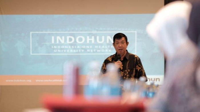 Indonesia One Health University Network Gelar Pelatihan Manajemen Biorisiko Laboratorium
