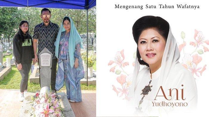 Setahun Berpulang, Ani Yudhoyono Datangi Agus Yudhoyono Lewat Mimpi, Memo Ungkap Permintaan Ini