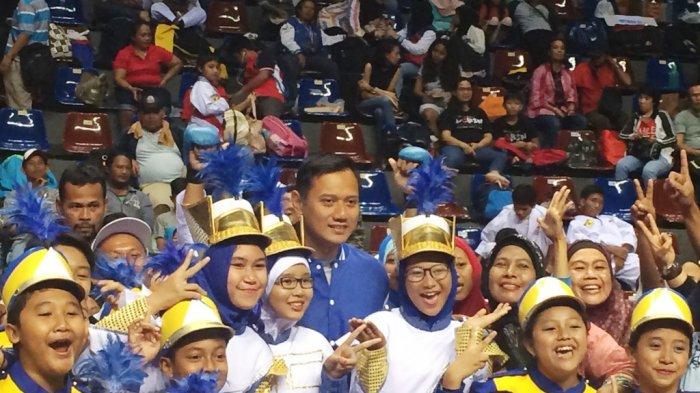 Begini Jawaban Agus Yudhoyono Soal Desas-desus Akan Maju Pilkada Jawa Timur