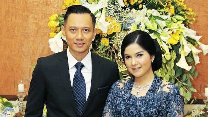 Annisa Pohan Pamer Foto di Depan Kota Simulasi Perang Buatan Agus Harimurti Yudhoyono