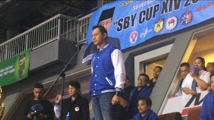 Belajar dari Alam, Agus Yudhoyono: Saat Turun Pun Tidak Mudah Dilalui