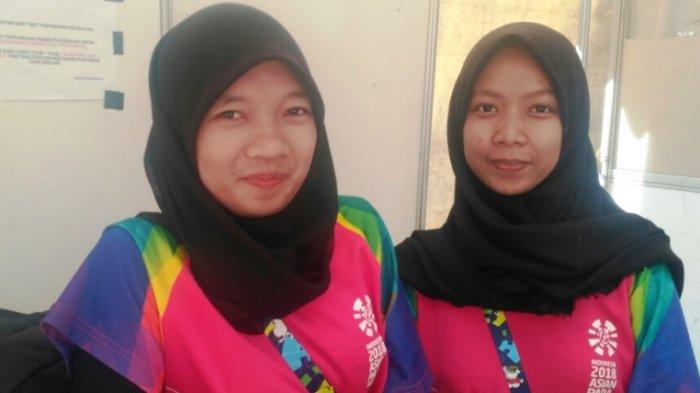Relawan Asian Para Games Ini Rasakan Tantangan Baru Dalam Komunikasi