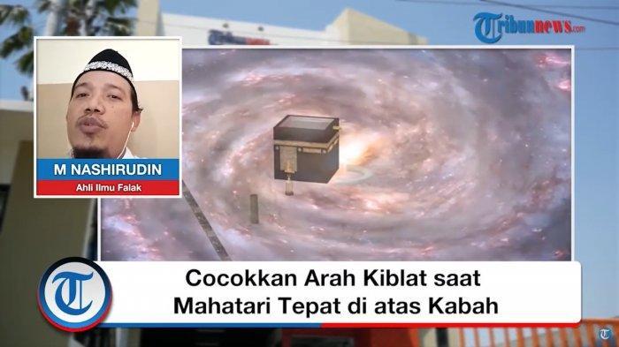 Fenomena Matahari di Atas Ka'bah, Ahli Falak Tegaskan Sains Terkait Ibadah Juga Penting