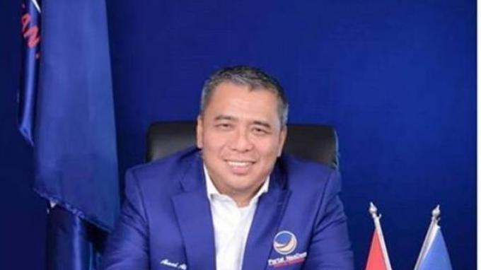 Respons Waketum NasDem Soal Isu Kadernya Bakal Direshuffle dari Kabinet