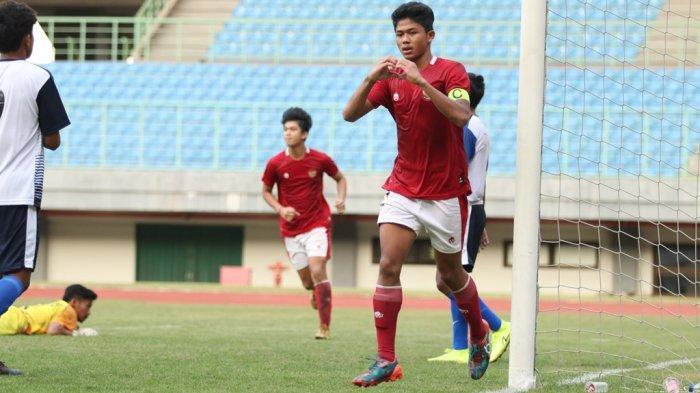 Kedua pemain yang berhasil mencetak gol itu yakni Ahmad Athallah Araihan pada menit 60 dan Mochammad Faizal Syaifullah dimenit ke-73.