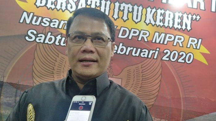 Ahmad Basarah Pastikan MPR Tidak Pernah Bahas Penambahan Masa Jabatan Presiden