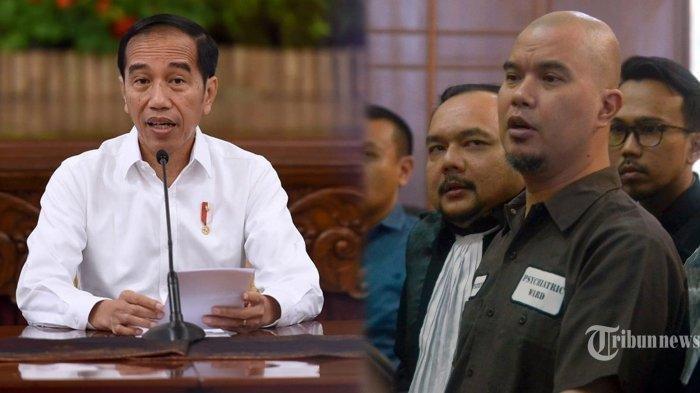 Ahmad Dhani dan Jokowi